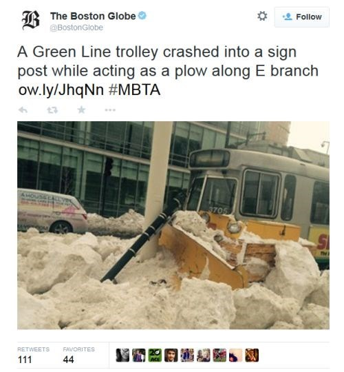 When Plowing the Streets of Boston Goes Wrong - Failbook