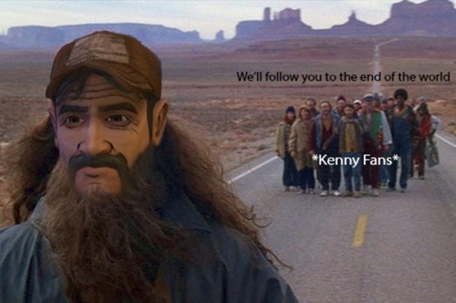 Kenny,The Walking Dead