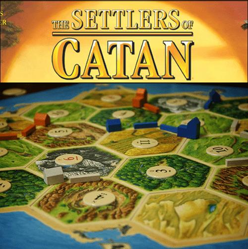 geek news settlers of catan movie tv show