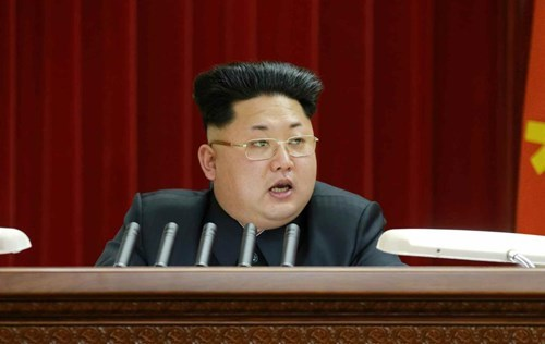 hair kim jong-un trapezoid haircut - 8449985024