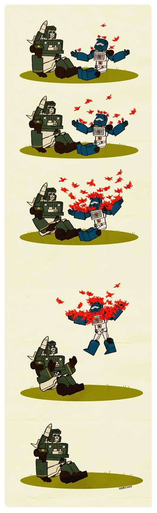 transformers Fan Art - 8449995008