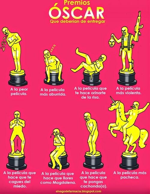 Este domingo los Oscar