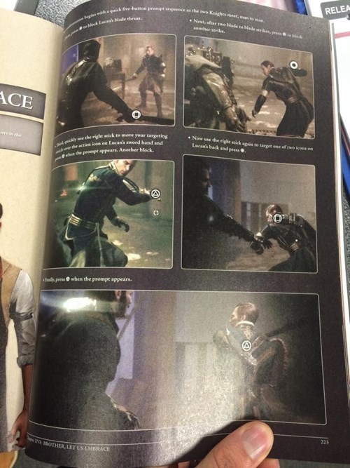 pics the order:1886 wtf strategy guide video games - 8450071808