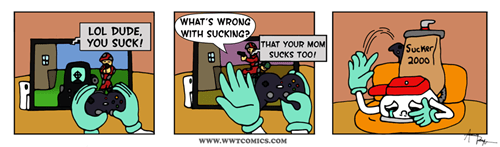 funny-web-comics-video-gamers-can-be-some-of-the-most-mean-and-ignorant-people