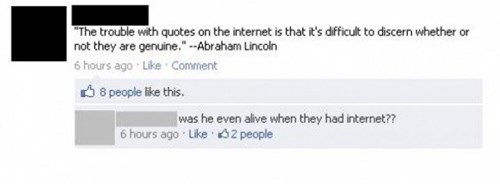 funny-facebook-fails-quote-lincoln