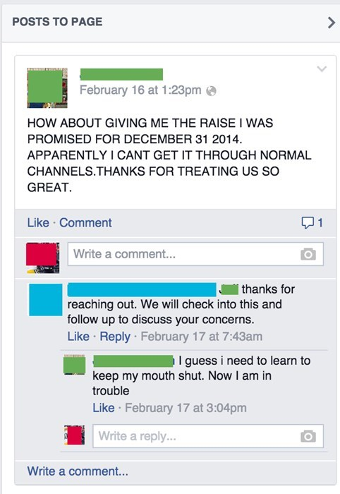 funny-facebook-fails-work-complaint