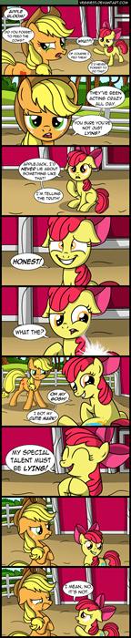 my-little-pony-apple-bloom-special-talent-lying-cutie-mark