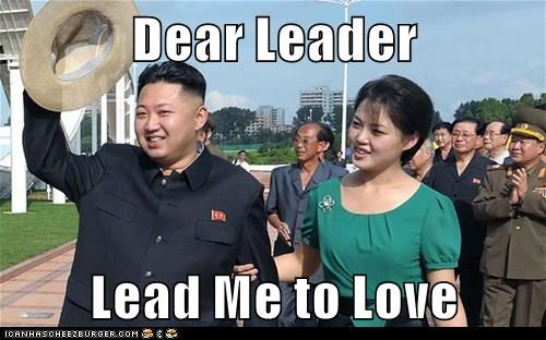 Dear Leader Lead Me to Love