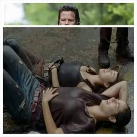 funny-walking-dead-eugene-creeper-on-tara-and-rosita