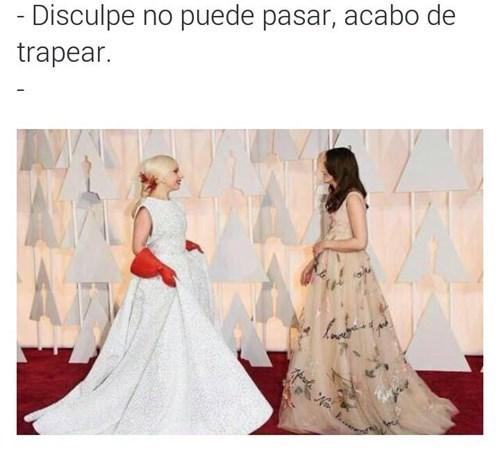 Lady Gaga es una loquilla