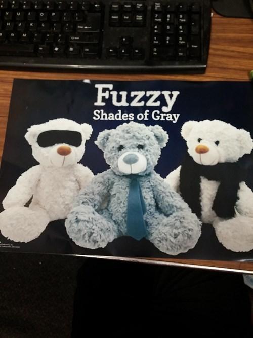 fuzzy shades of grey