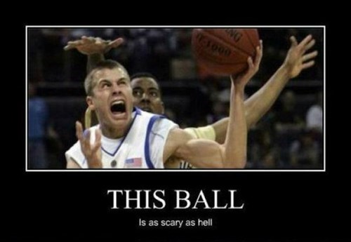 scary wtf ball funny - 8451377152