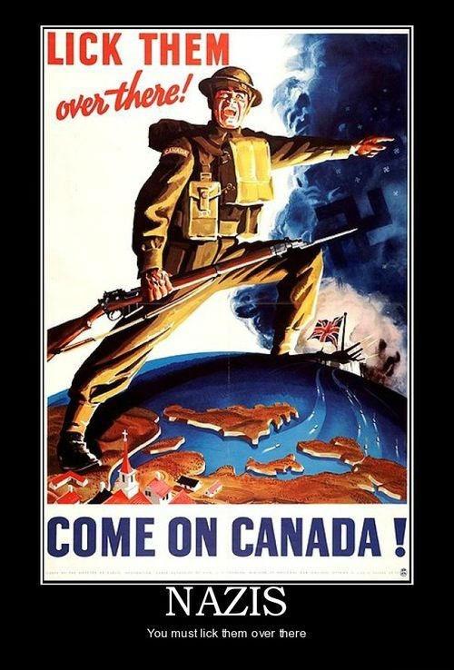 Canada wtf lick funny - 8451378176