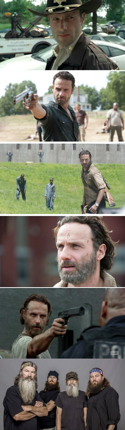 funny-walking-dead-zz-top-rick-grimes-beard-season-6