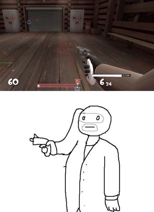 gaming,Team Fortress 2,video game logic