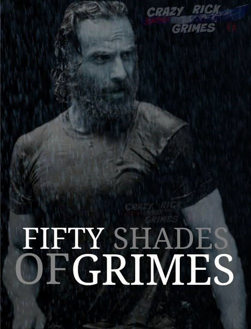 funny-walking-dead-rick-grimes-50-shades-of-grey