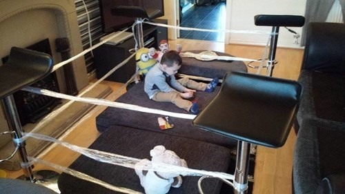 funny-parenting-entering-the-ring