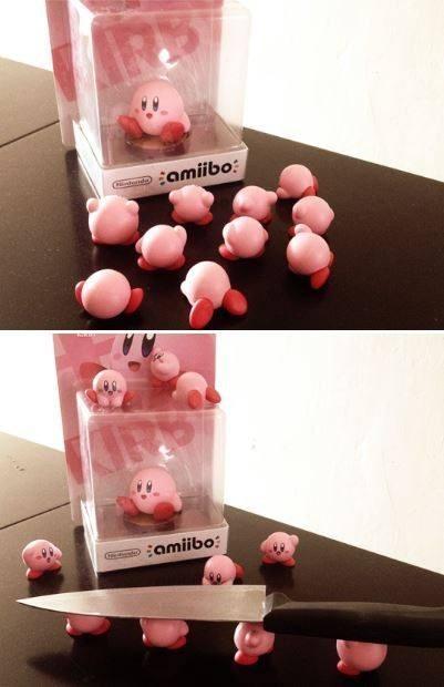 kirby amiibo nintendo - 8451755776