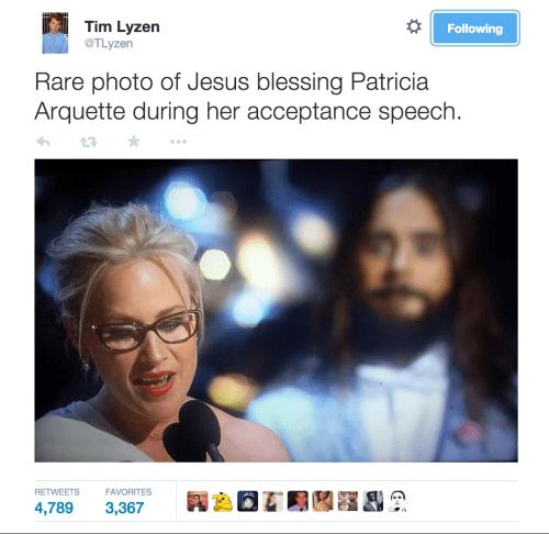 funny-twitter-fails-oscars-jared-leto-patricia-arquette