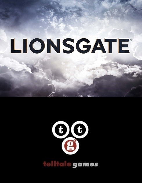 video game news lionsgate invests in telltale games