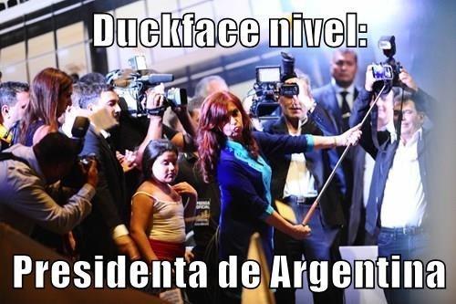 selfies presidenciales