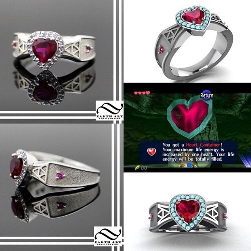 rings Jewelry zelda - 8452300544