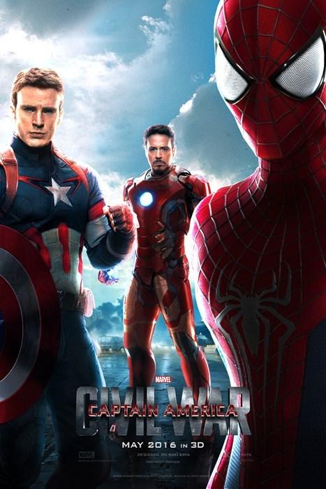 superheroes-civil-war-marvel-captain-america-spider-man-poster