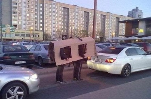 epic-win-pics-parking-cardboard