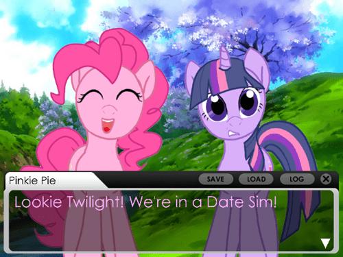 dating sim pinkie pie twilight sparkle - 8452461056