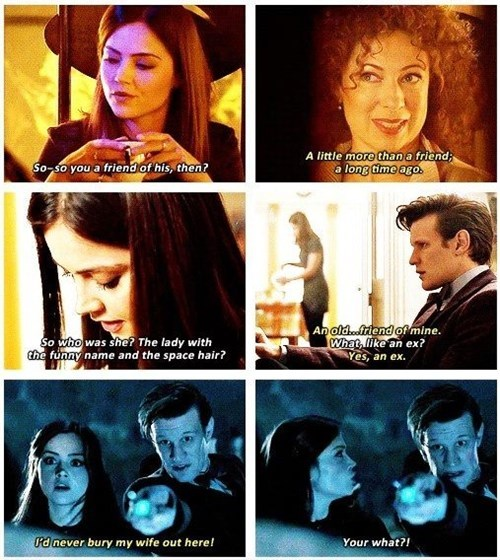 funny-doctor-who-river-11th-clara-married-meme