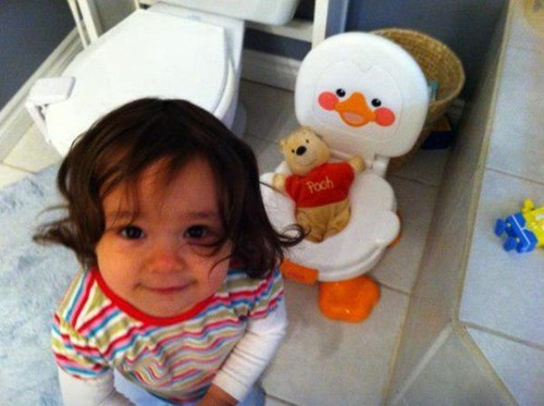 funny-parenting-potty-training-is-going-well