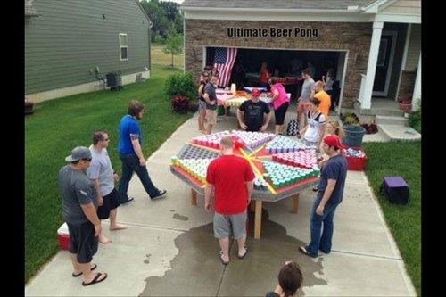 ultimate beer pong