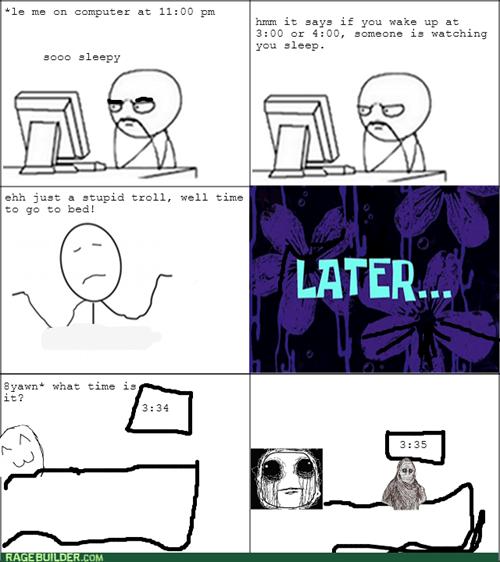 trolling sleeping - 8453050880