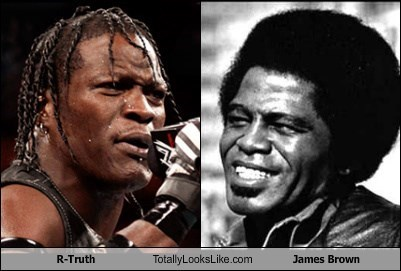 R Truth Totally Looks Like James Brown Totally Looks Like