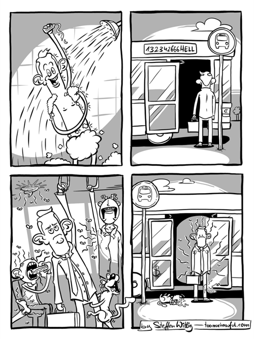sad but true showers web comics - 8453302016