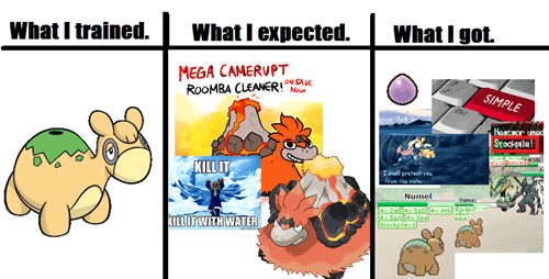 Pokémon numel what I expected - 8453475840