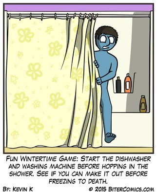 yikes FAIL showers web comics - 8453780224