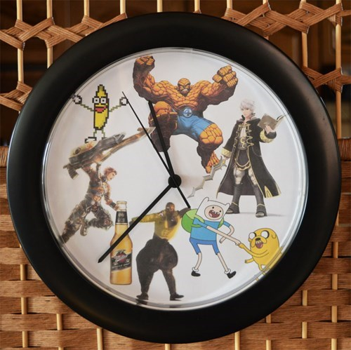 time clock - 8453858560