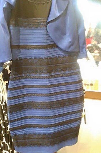 tumblr colors mystery dress