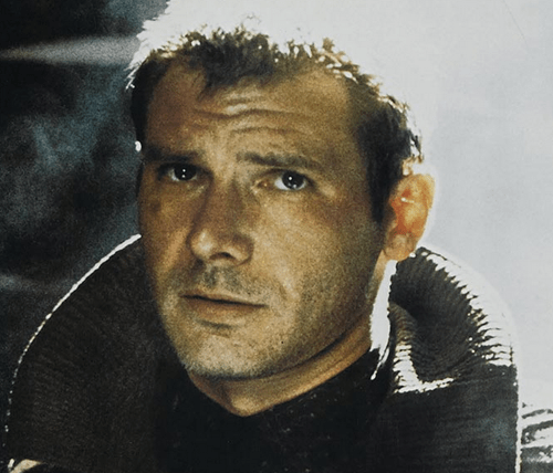 geek news harrison ford starring in blade runner sequel