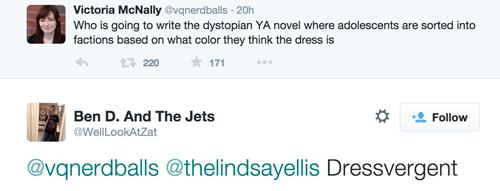 funny-twitter-pics-the-dress-divergent-novel