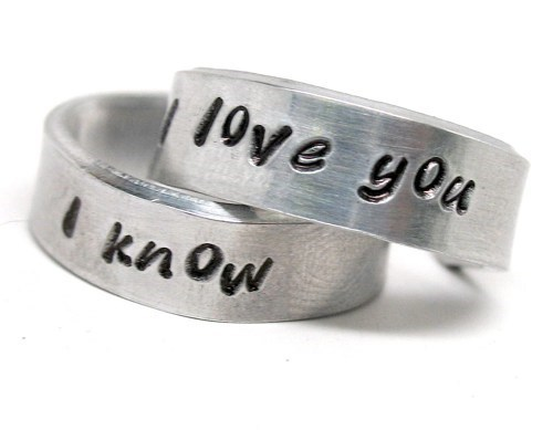 the rings that really show how you feel