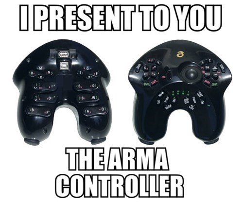 gaming arma controllers - 8454828800