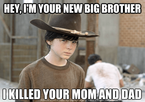funny-walking-dead-carl-killed-lori-and-shane