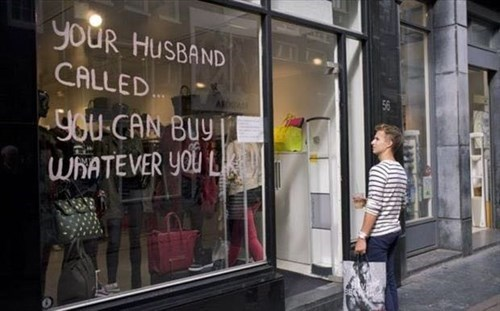 This Store Ends Marriages