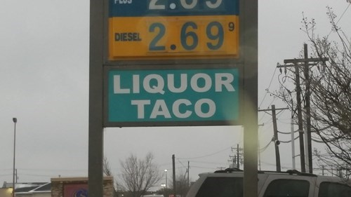 liquor taco? I barely know her!
