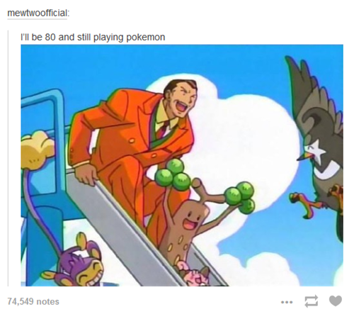 Pokémon tumblr growing up giovanni - 8455259648