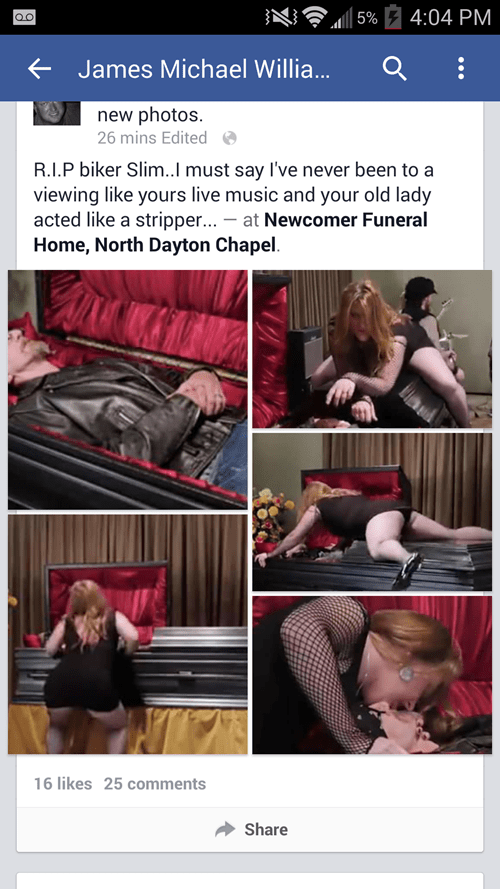 stripper what funeral rip weird failbook - 8455392256