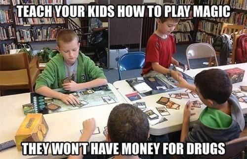 drugs magic the gathering money - 8455397888