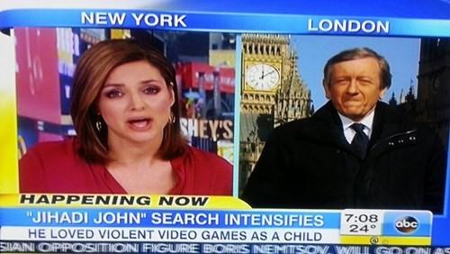 terrorism,wtf,violence,jihadi john,TV,ABC